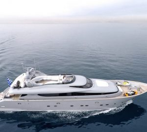 Special offer: Reduced rate for charters in Greece aboard superyacht If