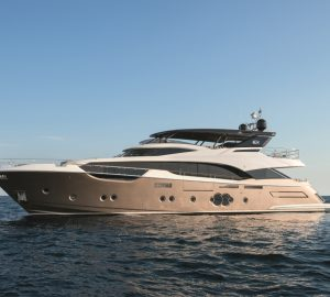 Nuvolari-Lenard designed MCY 96 to be unveiled at Cannes Yachting Festival