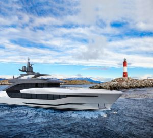 Moonen announces new concept: The Navarino explorer yacht