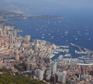 In pictures: Superyachts spotted cruising to Monaco Yacht Show