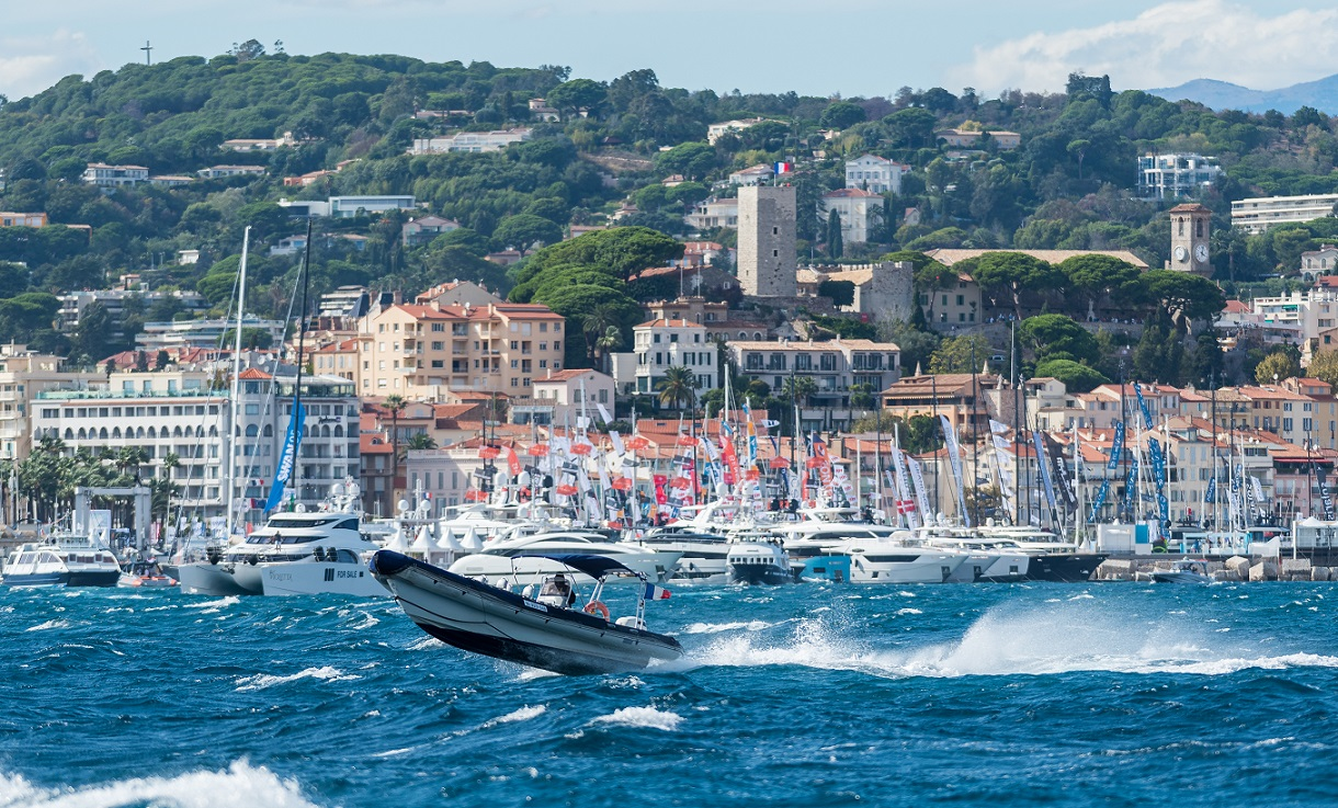 The Cannes Yachting Festival saw excellent turnout from returning exhibitors and customers