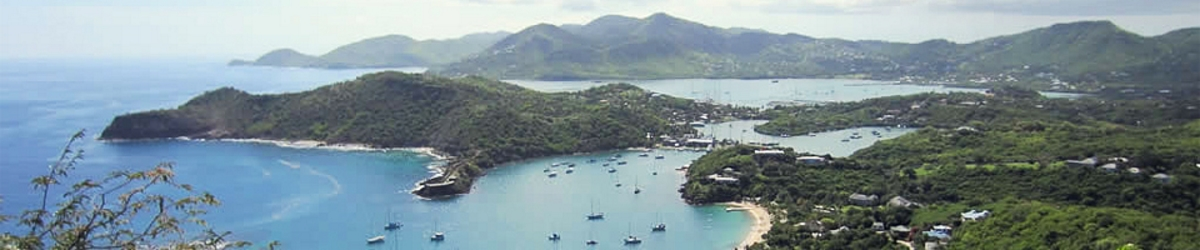 The islands of Antigua and Barbuda