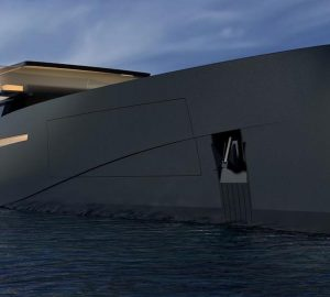 New 83m Explorer Yacht by Wally, Nobiskrug & Winch Design