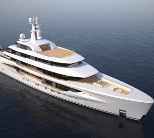 Amels announces build of 78-metre Espen Oeino superyacht