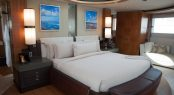 Anastasia at MYS 2017 - Owner suite with panoramic views