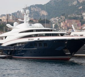 MYS Yacht Review: M/Y Anastasia available in the Caribbean and Bahamas