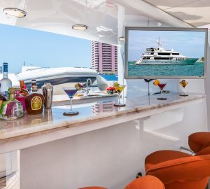 Motor Yacht CLAIRE offering charter special in the Florida and the Bahamas