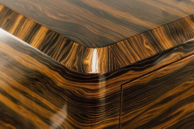 Interior finish detailing - JARUCO