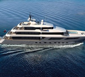 Gulf Craft commences construction on flagship Majesty 175 superyacht