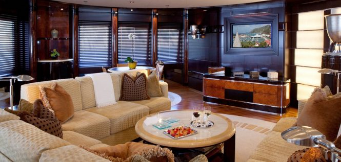 Motor yacht DREAM - Skylounge