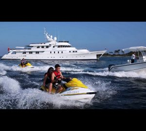 Motor yacht Shake n' Bake TBD ready for Caribbean charters