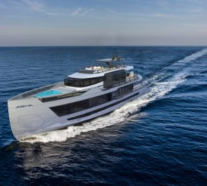 XSR, the new hybrid propulsion range from Sarp Yachts