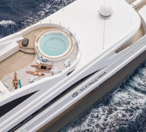 Special offer: Reduced charter price on M/Y Turquoise in the Caribbean and Bahamas