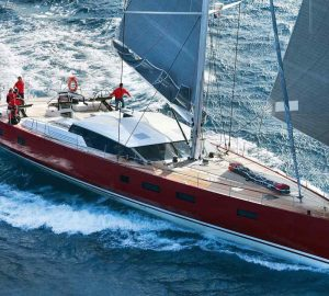 Stylish sailing yacht Nomad IV now available for charter in the Grenadines