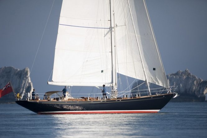 Sailing yacht COPIHUE - Built by Claasen Jachtbouw