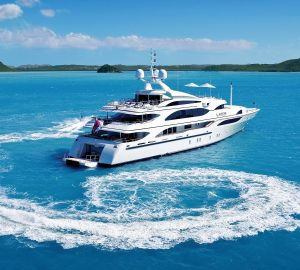 Top 10 Caribbean Yacht Charter Destinations to Cruise this Winter
