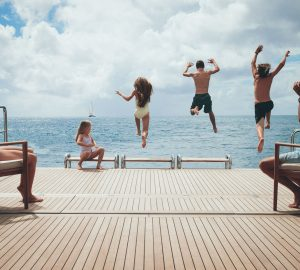 Family Yacht Charters - Where is the Best Location?