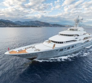 10 outstanding superyachts attending the FLIBS 2017