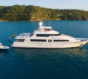 Head off the beaten path with M/Y CHASING DAYLIGHT and charter in Central America