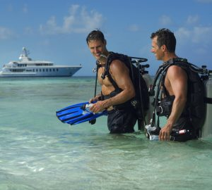 10 Top Dive Sites For a Caribbean Yacht Charter