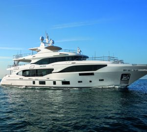 M/Y MR LOUI, Mediterraneo fibreglass and carbon fibre superyacht