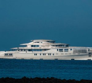 Bilgin launches 80m flagship mega yacht