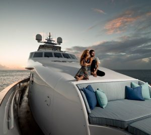 Charter motor yacht TOUCH in the Bahamas and Caribbean
