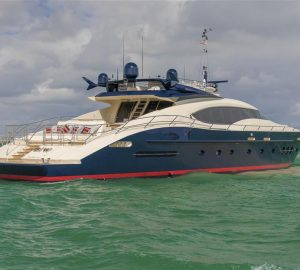 Charter superyacht BW to your island paradise in the Bahamas