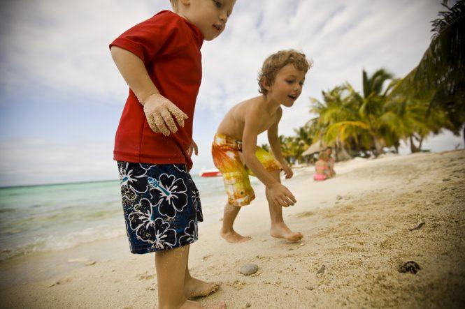 Fabulous charter destination for families with children - ©Belize Tourism Board