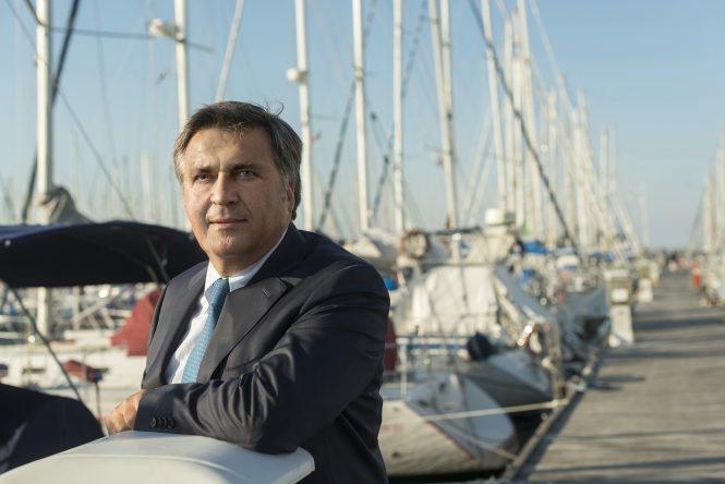 Fulvio Dodich CEO Rosetti Superyachts