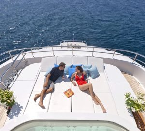 Charter motor yacht Inception in Costa Rica and Panama