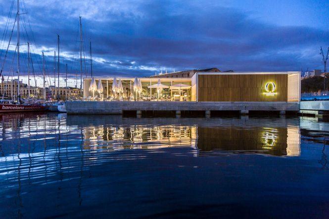 One Ocean Port Vell Marina