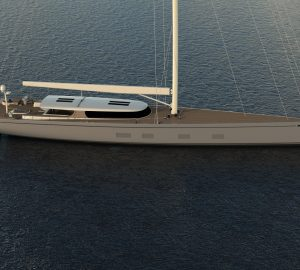 Behind the design of cutting-edge sailing yacht Baltic 142