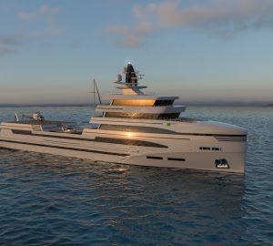ROSETTI SUPERYACHTS – New Brand on the Large Luxury Yacht Scene