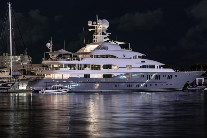 5 Sensational Superyachts Captured On Camera Yacht Charter