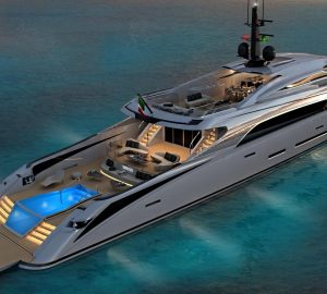 Rossinavi announces new 55m yacht concept 'Zephyr' with Federico Fiorentino