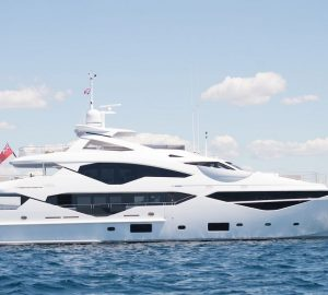 Looking back: Top luxury charter yachts launched in 2017 under 40m