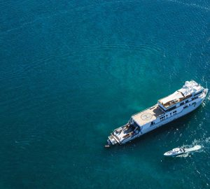 Discover the awesome sights of Patagonia with luxury charter yacht SuRi