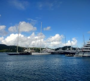 Brokers Report Exciting Caribbean Yacht Charter Season