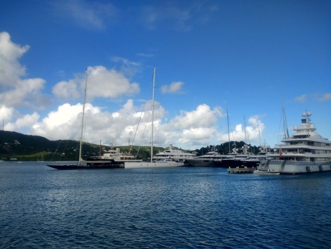 Antigua Yacht Show 2017 - Photos Nick Benazeth : CharterWorld.com