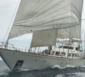 First Perini Navi sailing yacht 'La Numero Uno' to host Asia Superyacht Rendezvous Cup 2018