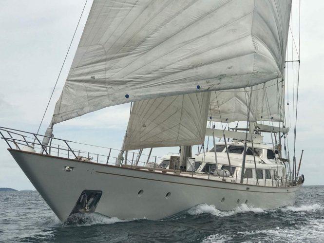 Perini Navi Sailing Yacht - La Numero Uno