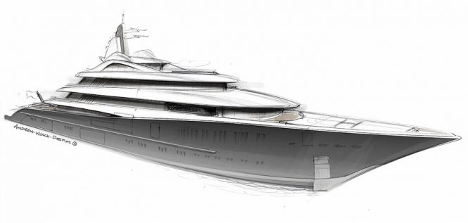 Project TIS by Lurssen