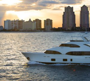 Brand New 34m Yacht SUGARAY in the Bahamas and Florida