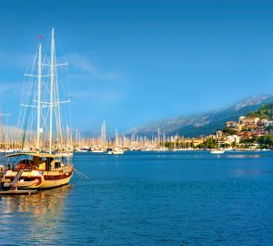 Charter Broker's Advice: Luxury Yacht Holidays in Turkey