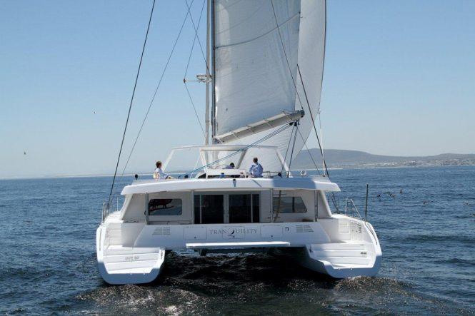 Tranquility catamaran