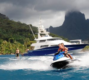 So, you want water toys? Here are the yachts that deliver