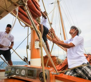 The exciting superyachts participating at the 2018 Asia Superyacht Rendezvous Cup Regatta