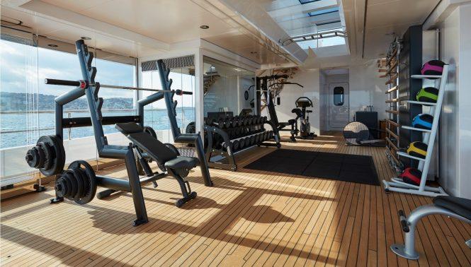 70m JOY gym