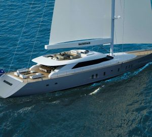 Luxury Yacht Charters aboard ALL ABOUT U in the Eastern Mediterranean